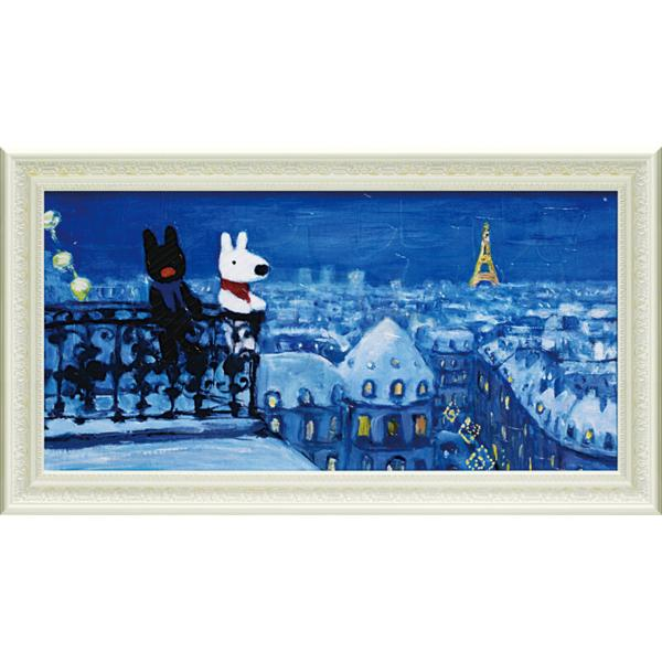 リサとガスパール「パリの天窓から(Lワイド)」_画像1