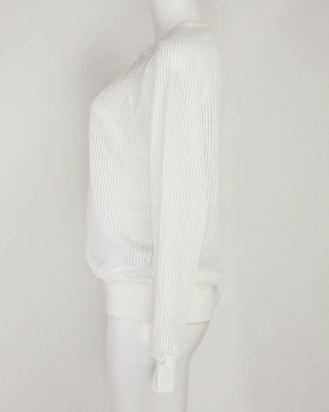 パリンカ('PalinkA) 白長袖ニット F_画像2