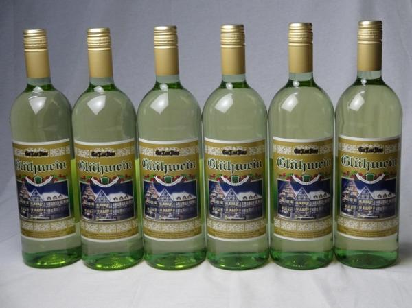 ドイツホット白ワイン6本セット ゲートロイトハウス グリュー_画像1
