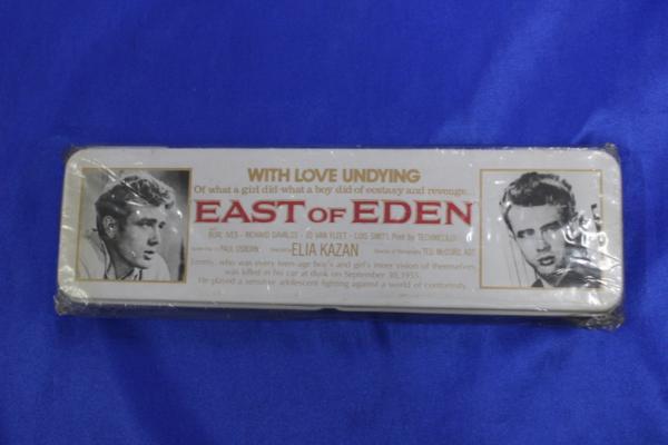 r5052/缶ケース EAST OF EDEN エデンの東 未開封
