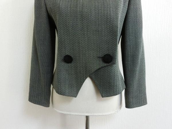t465 ピエールカルダン デザインジャケット 9 毛 ヤフオク年末_画像3