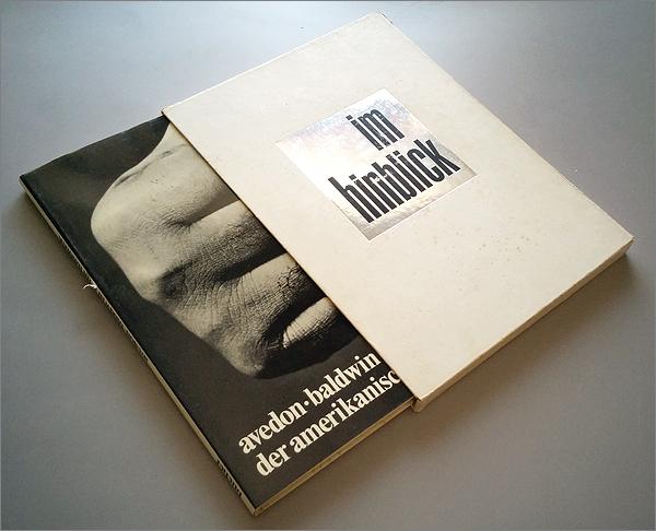 【avedon・baldwin im hinblick(リチャード・アヴェドン)】検:写真集1969年_画像2
