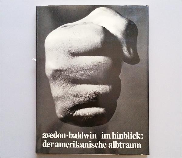 【avedon・baldwin im hinblick(リチャード・アヴェドン)】検:写真集1969年_画像1