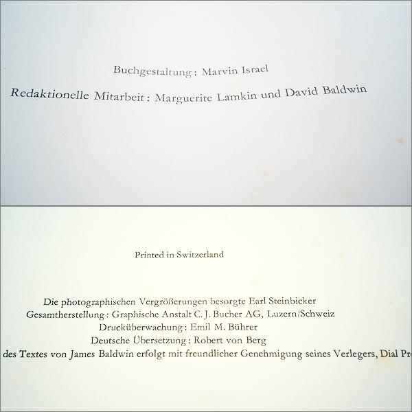 【avedon・baldwin im hinblick(リチャード・アヴェドン)】検:写真集1969年_画像9