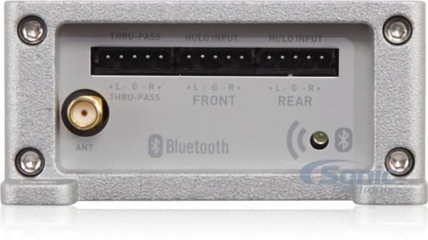 ■USA Audio■サウンドストリームSoundstream 超小型 ST4.1000DB 4ch Class D Bluetooth(ブルートゥース)機能付 Max.1000W●保証付●税込_画像5