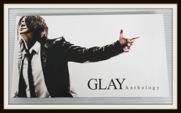 GLAY Anthology G-DIRECT限定 アンソロジー/3枚組CD/【04