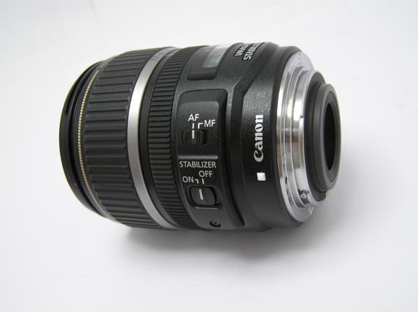 ★ハロ-カメラ★5827 Canon EF-S(17-85mm/4-5.6 IS USM) 手振れレンズ 箱.保証書有り.動作品 現状 美品 極上品_画像7