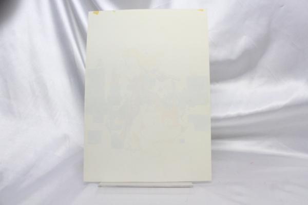【マンガ図書館Z】山本貴嗣先生「コミックガイア7号表紙」カラー原画&ラフ画 rfp1075_画像9