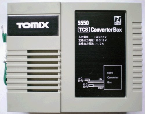 TOMIX 5550 コンバーターボックス