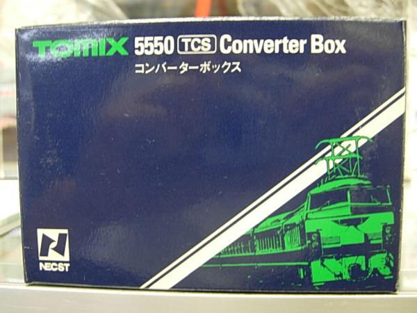 TOMIX 5550 コンバーターボックス_画像2