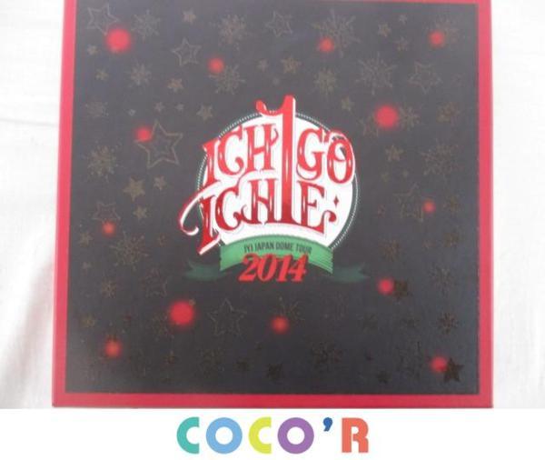 韓流 JYJ DVD 2014 ICHIGO ICHIE JYJ JAPAN DOME TOUR