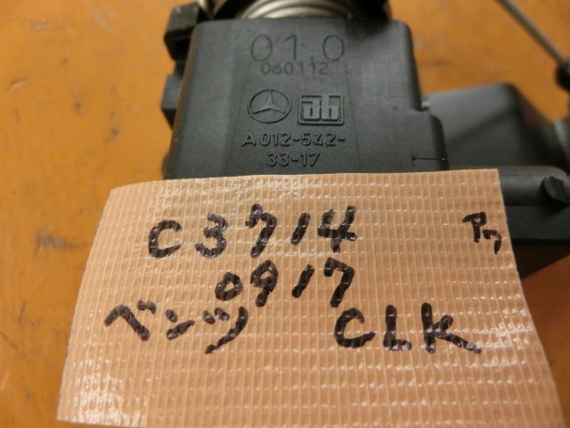 ★CLK200 平成13年 GF-208344 アクセルワイヤー ベンツ W208 CLK240 CLK320 k_画像4