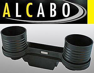 【M's】W204 ベンツ AMG Cクラス(2007y-2013y)ALCABO 高級 ドリンクホルダー(ブラック)//アルカボ カップホルダーAL-M311B ALM311B_画像1