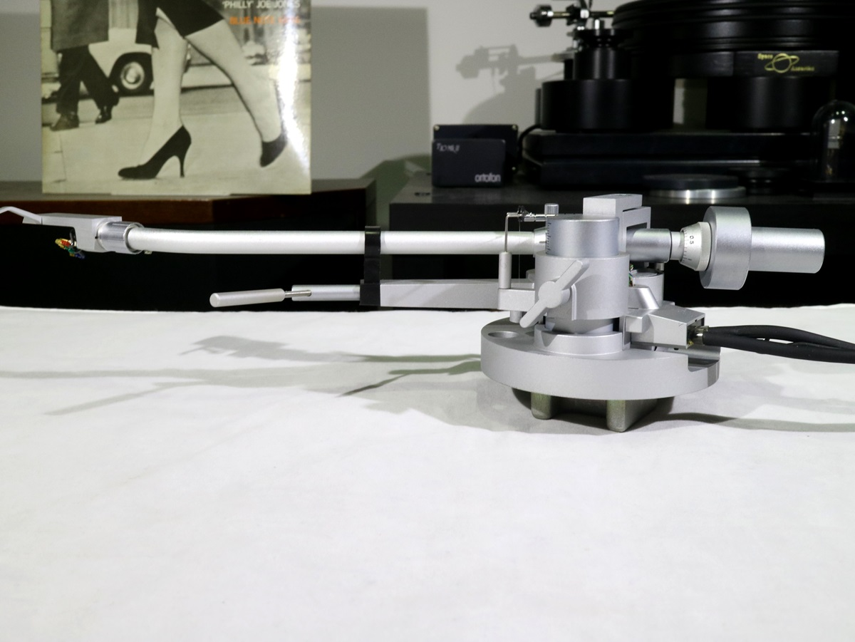 美品 YAMAHA YA-39 トーンアーム HS-11/発泡ケース付属 リフターオイル補充済 Audio Station_画像2