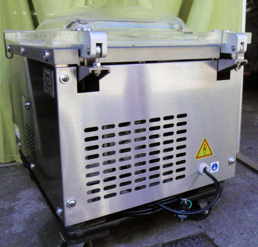 ◆デモ機レベルの極上品!なんつね卓上型真空包装機 FJ-500XL 使用極僅か!◆_画像2