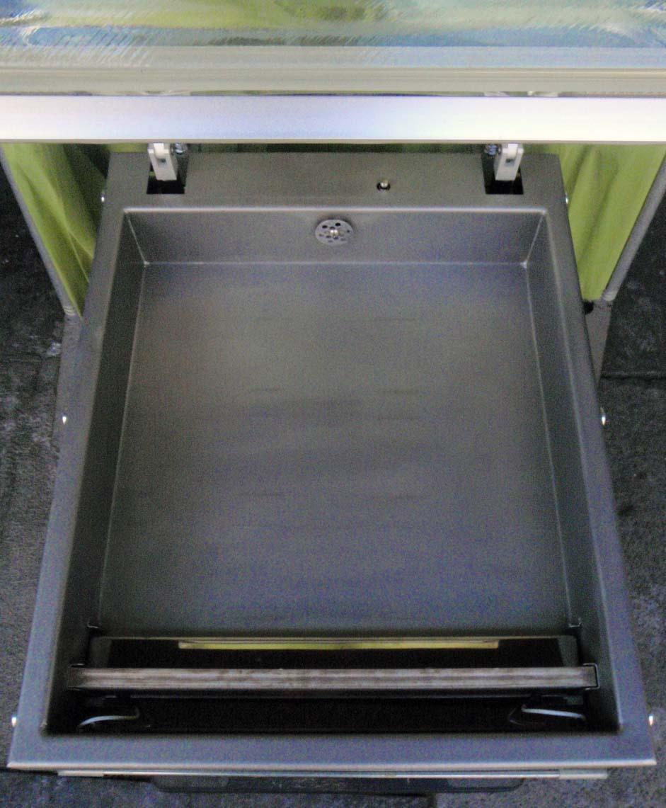 ◆デモ機レベルの極上品!なんつね卓上型真空包装機 FJ-500XL 使用極僅か!◆_画像5