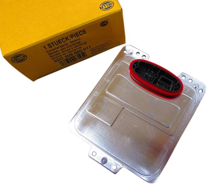 HELLA製 キセノン コントロールユニット (バラスト) W211 Eクラス (後期/2007年以降用) E320_4MATIC E320CDI E350_4MATIC (211-870-5585)_画像2