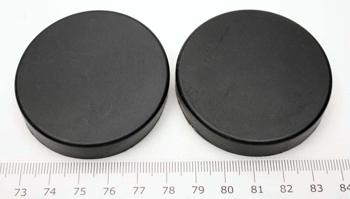 ※ キャップ フィルター径52mm 汎用品 レンズフロント 2枚セット きつめ 双眼鏡用 H3132