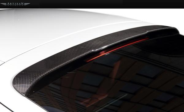 【M's】Porsche 970 パナメーラ 後期 13y- ARTISAN リアバンパー_画像7
