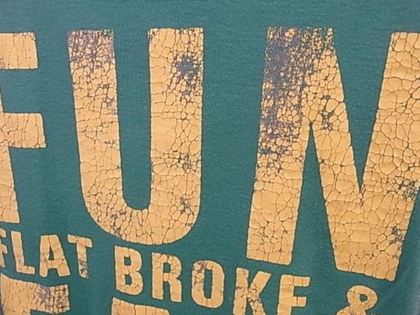 アメリカンイーグル 半袖 Tシャツ SIZE XS 緑 AMERICAN EAGLE_画像6