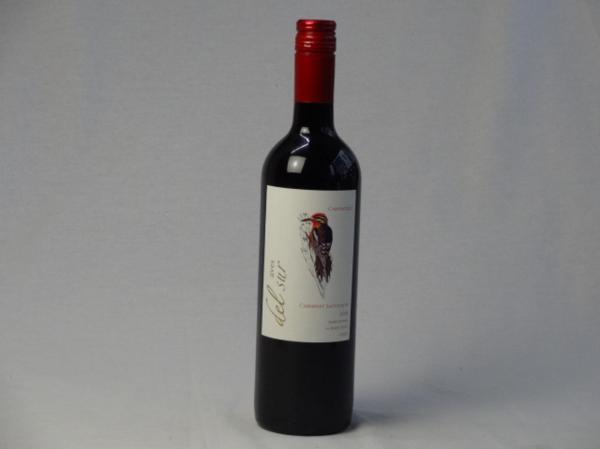 赤ワイン デルスール カベルネ ソーヴィニヨン(チリ) 750ml_画像1