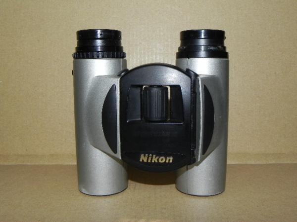 ニコン spdrtstar Ⅲ 8×25 8.2°WF 双眼鏡 (ジャンク品)_画像1