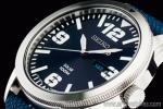 1円 セイコー 海外 ソーラーパワー 日本未発売 ブルー&ミリタリー 腕時計