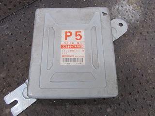 「ワゴンR E-CT21S F6A-ET エンジンコンピューター 99285 (スズキ コンピュータ)」の画像