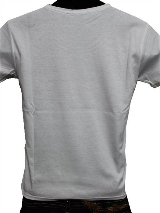 デスピエール DES PIERRE メンズ半袖Tシャツ 80019 ホワイト Mサイズ 新品_画像3