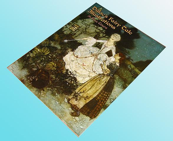 洋書画集 デュラックのおとぎ話イラストレーション/ Dulac's Fairy Tale Illustrations In Full Color(輸入品_画像1