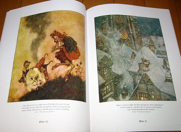 洋書画集 デュラックのおとぎ話イラストレーション/ Dulac's Fairy Tale Illustrations In Full Color(輸入品_画像3