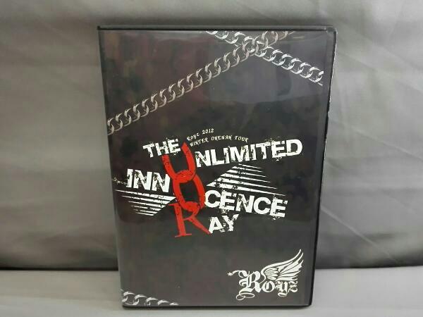 Royz 2012 WINTER ONEMAN TOUR FINAL The UNLIMITED INNOCENCE ライブグッズの画像