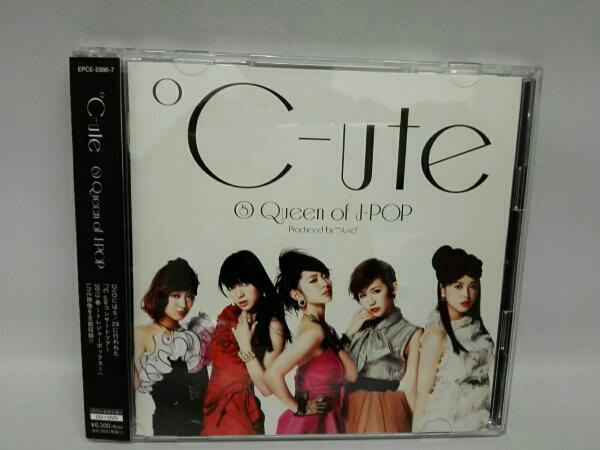 ℃-ute 8 Queen of J-POP(初回生産限定盤A)(DVD付)