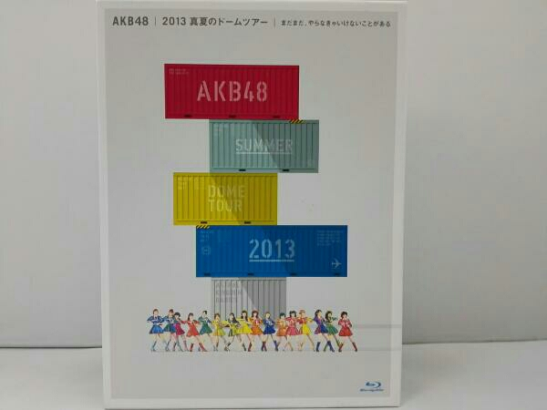 AKB48 2013 真夏のドームツアー(Blu-ray Disc10枚組) ライブ・総選挙グッズの画像