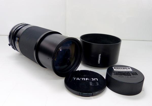 ☆TAMRON タムロン レンズ『80-210mm F3.8』ミノルタマウント☆