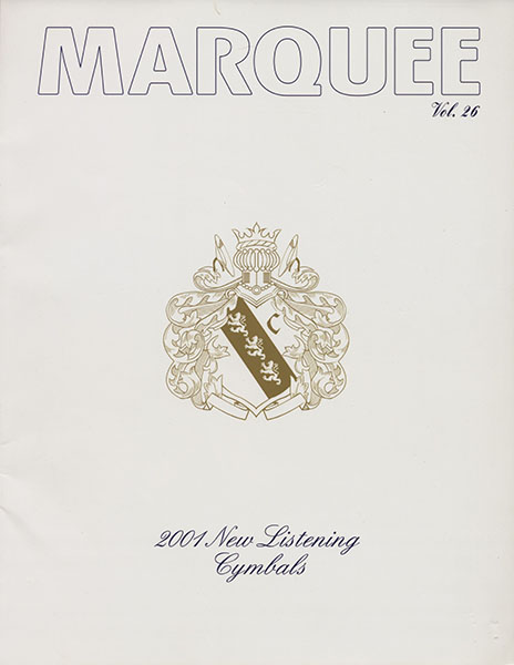 MARQUEE(マーキー)(Vol.26)_画像1