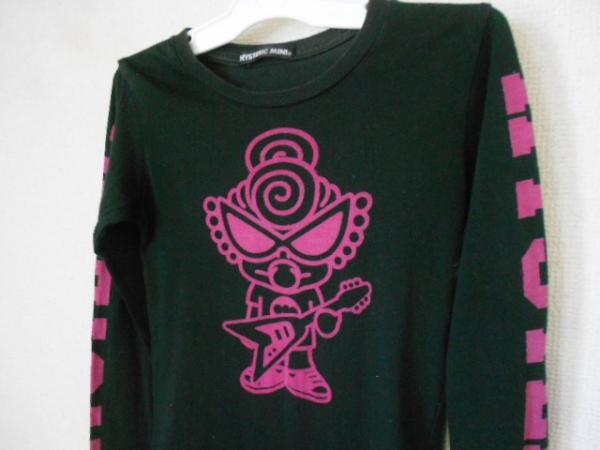 ヒステリックミニHYSTERIC MINI/120cm/長袖Tシャツ_画像4