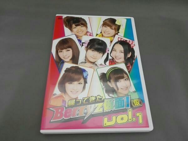 Berryz工房 帰ってきた Berryz仮面!(仮) Vol.1 コンサートグッズの画像