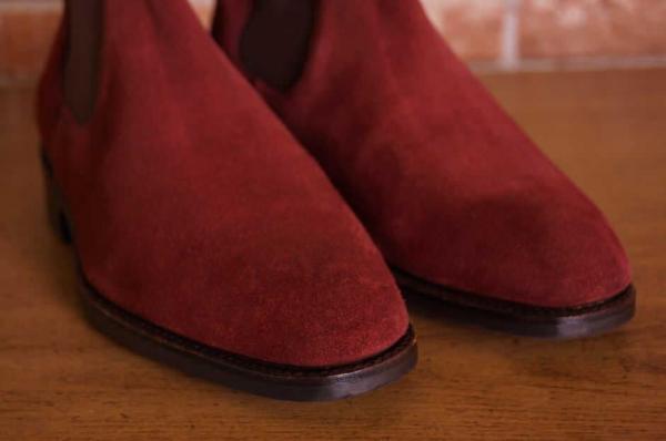 ヤンコ メンズ ブーツ サイドゴアx1760_画像3