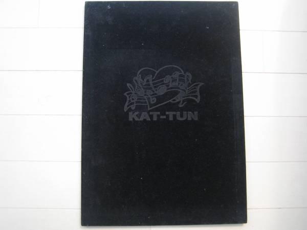2006年 Real Face コンサートグッズ パンフレット KAT-TUN