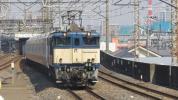 ◆【即決写真】2014.3 EF641031+331系 廃車回送 武蔵野線 西浦和 /5001-9