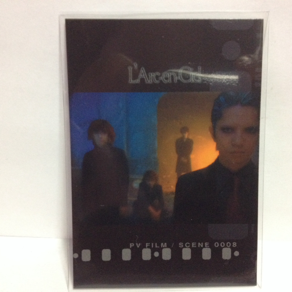 L'Arc~en~Ciel TRADING CARD PERFECT COLLECTION 再販 No.80