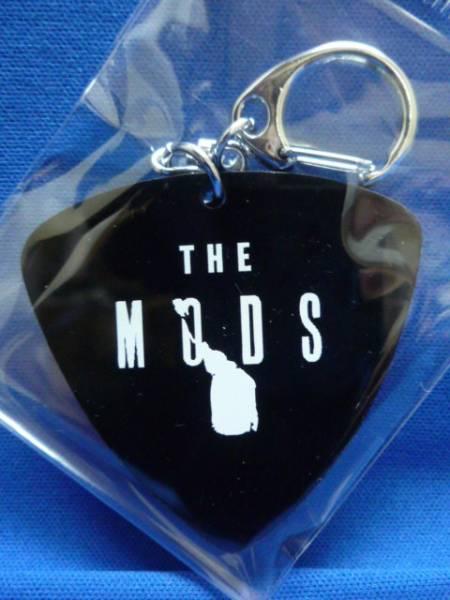 The MODS/ザ モッズ[キーホルダー](30th)DIVE NITE vol.6/森山達也/北里晃一/苣木寛之/佐々木周(SHU)/ライブ ツアーグッズ/新品