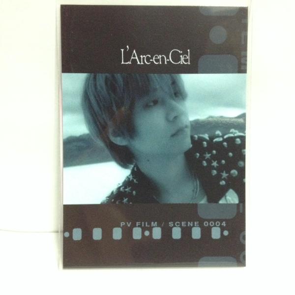 L'Arc~en~Ciel TRADING CARD PERFECT COLLECTION 再販 No.31