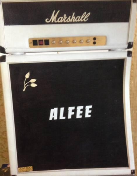 THE ALFEE ツアーパンフ Affection 1985 SPRING TOUR