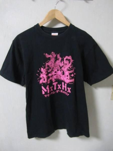 マキシマムザホルモン M×T×H モンゴリアン Tシャツ Lサイズ