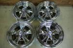 新品 CRAGAR S/S CHROME クレーガ- 14X7J 5H 114.3 127 セドリック 230 330 430 Y30 クラウン MS 40 50 60 70 80 110 デボネア