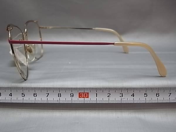 61□-1/めがね メガネ眼鏡 フレーム 日本製 ロウデンストック_画像3