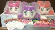 当選品!きゃりーぱみゅぱみゅアイスの実ックスマシーン3色セット!世界限定300台