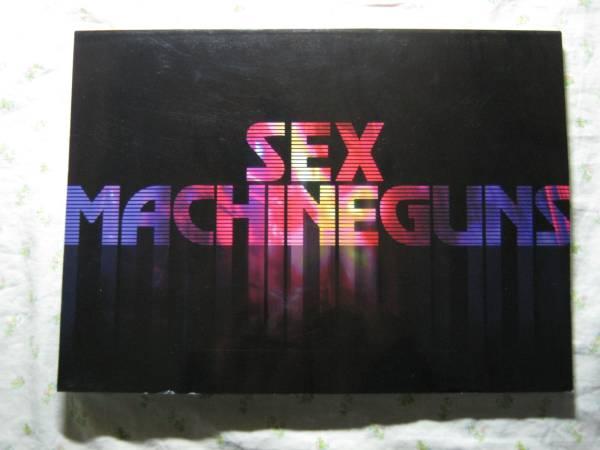 パンフ【big live house tourジャージで革靴】sex machineguns◇
